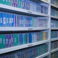 Внеофисное хранение дисков