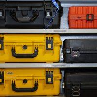Пластиковые кейсы для хранения